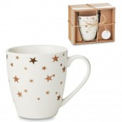 Mug in carton gift box