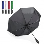 Windproof manual umbrella