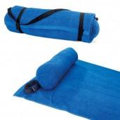 Foldable beach towel