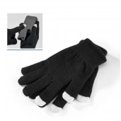 Gloves for a smartphone