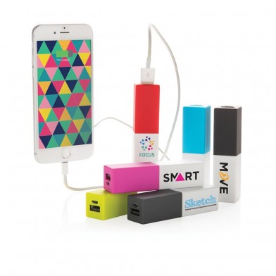 2200mAh fashion powerbank