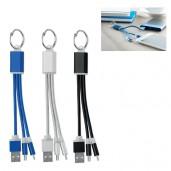 USB с ключодържател