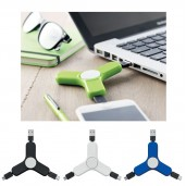 Anti stress spinner with USB