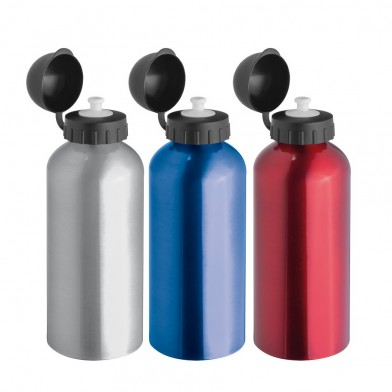 Aluminium drinking bottle