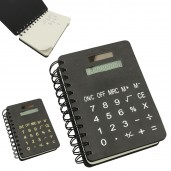 Бележник с калкулатор