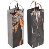 Луксозна чанта за вино