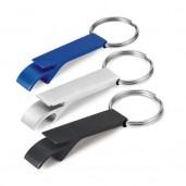 Keyholder with opener