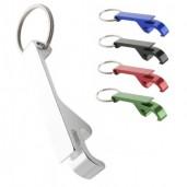 Keyholder opener