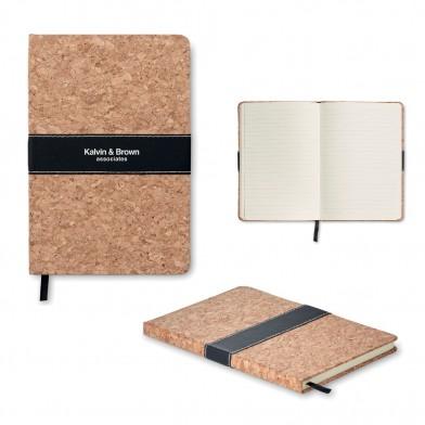 A6 notebook