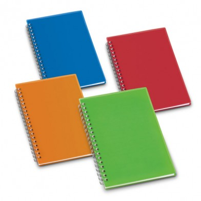 Colour notepad