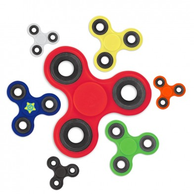 Anti-stress spinner