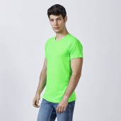 T-shirt in fluor colours