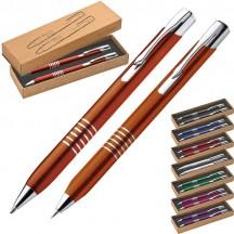 Комплект химикалка + молив