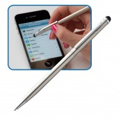 Pen with touchpad