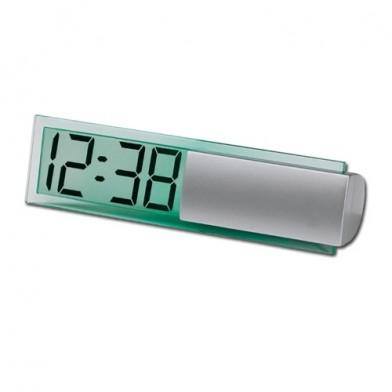 Clock with alarm clock
