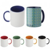 Ceramic sublimation cup