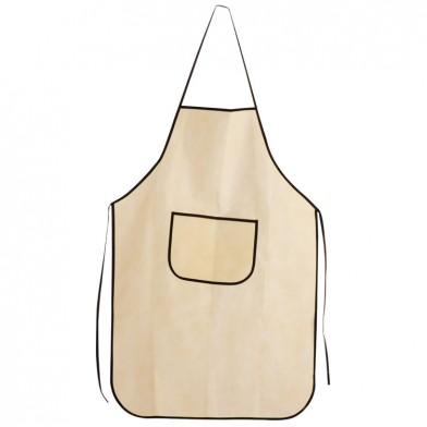 A cooking apron