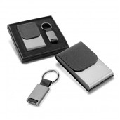 Business Card holder and keychain