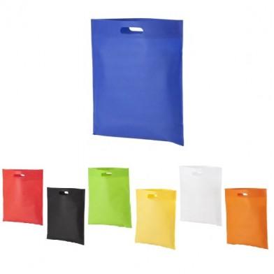 Bag made of non-woven fabric