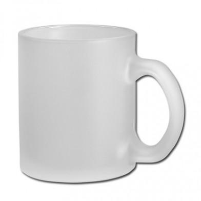 Стъклена фрост чаша