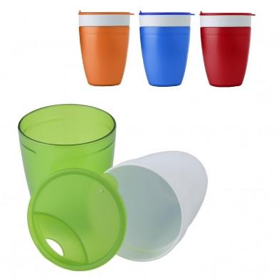 Чаша за напитки 2в1