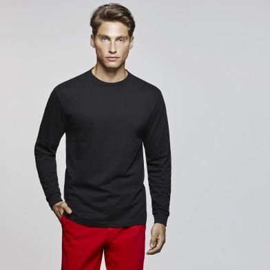 Мъжка памучна блуза