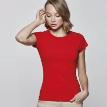 Вталена дамска тениска
