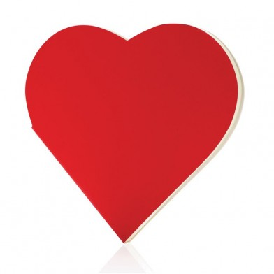 "Бележник ""Heart"""