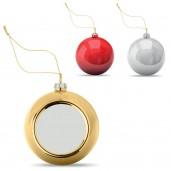 Сублимационна коледна топка