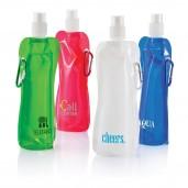 Сгъваема бутилка за вода