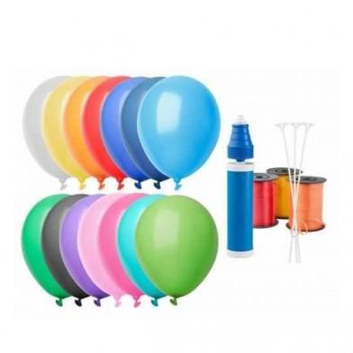 Надуваем балон