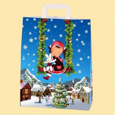 """Чанта """"Коледен празник"""""""