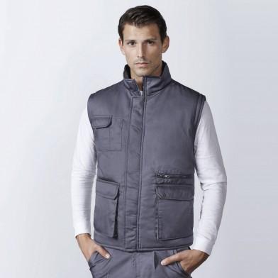 Работно яке без ръкави