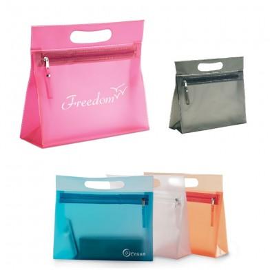 Прозрачна козметична чанта
