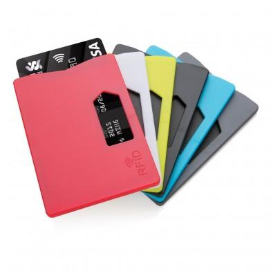 Картодържач с RFID защита