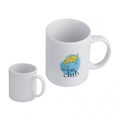 Класическа керамична чаша