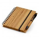 Бележник от бамбук