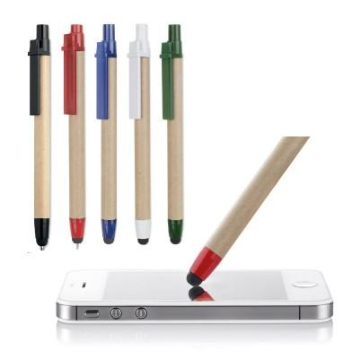 Еко химикалка с тъчпад