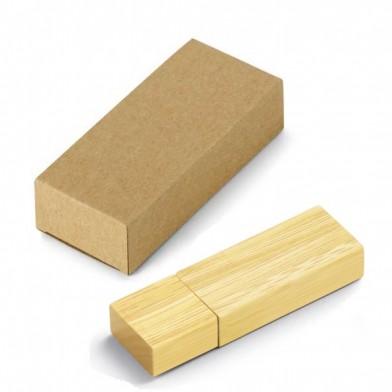 Рекламна флашка от бамбук