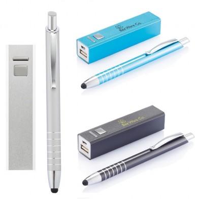 Комплект мобилна батерия и химикал