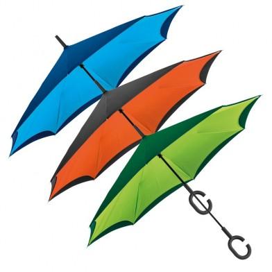 Обръщащ се чадър