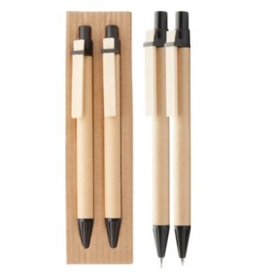 Комплект химикалка и молив