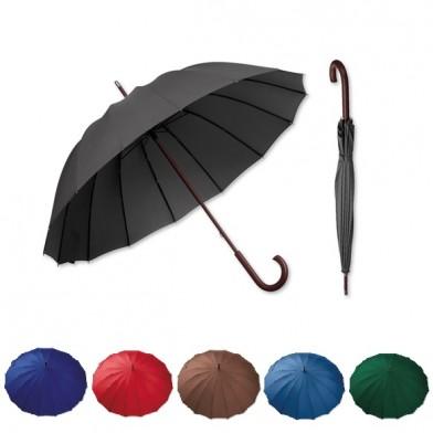 Чадър с ръчно отваряне