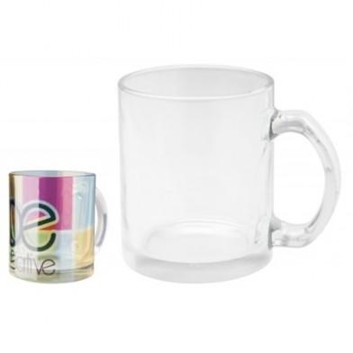 Стъклена сублимационна чаша