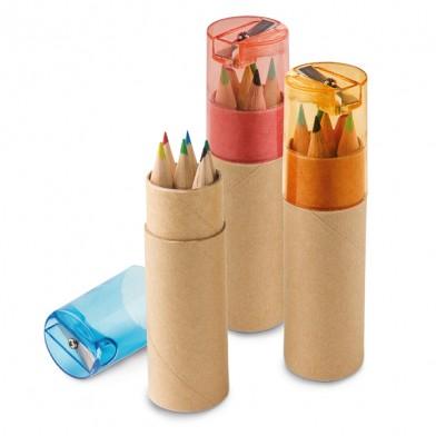 Комплект цветни моливи