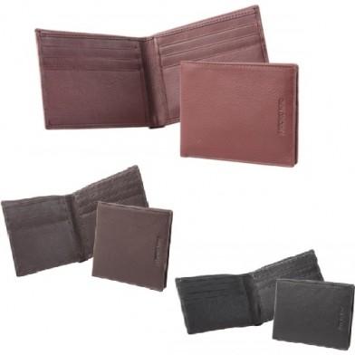Елегантен кожен портфейл