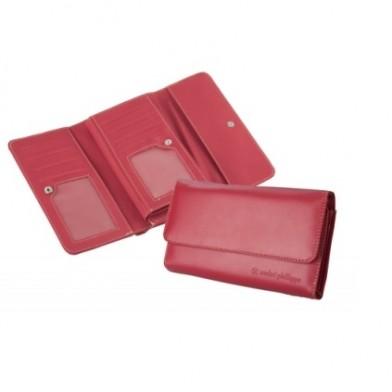 Кожен дамски портфейл в подаръчна кутия