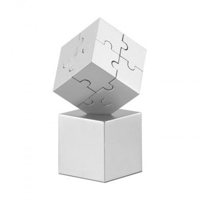 Метален 3D пъзел