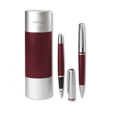 Метална химикалка и писалка