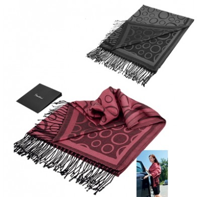 Дамски шал на мотиви